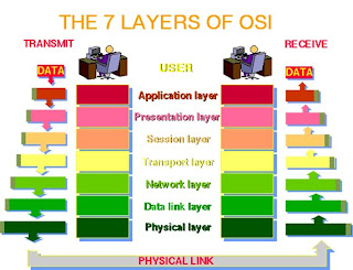 7 Layer of OSI Model