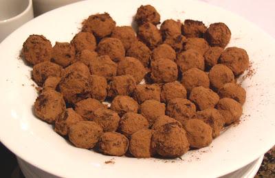 Treat a Week Recipes: Valentine Chili Chocolate Truffles Recipe