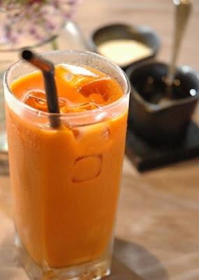 Treat a Week Recipes: Thai Tea Ice Cream