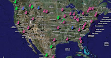 NIN - Tour Google's Map