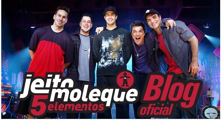 Blog Oficial Jeito Moleque