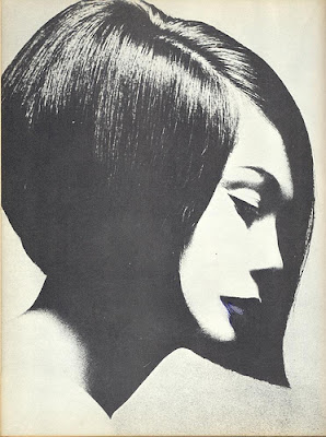 this 1962 vidal sassoon cut was photographed by terence donovan