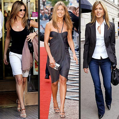 jennifer aniston full body