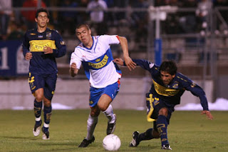 U.Católica vs Everton