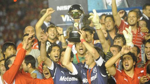 Independiente jugará su sexta Copa Libertadores