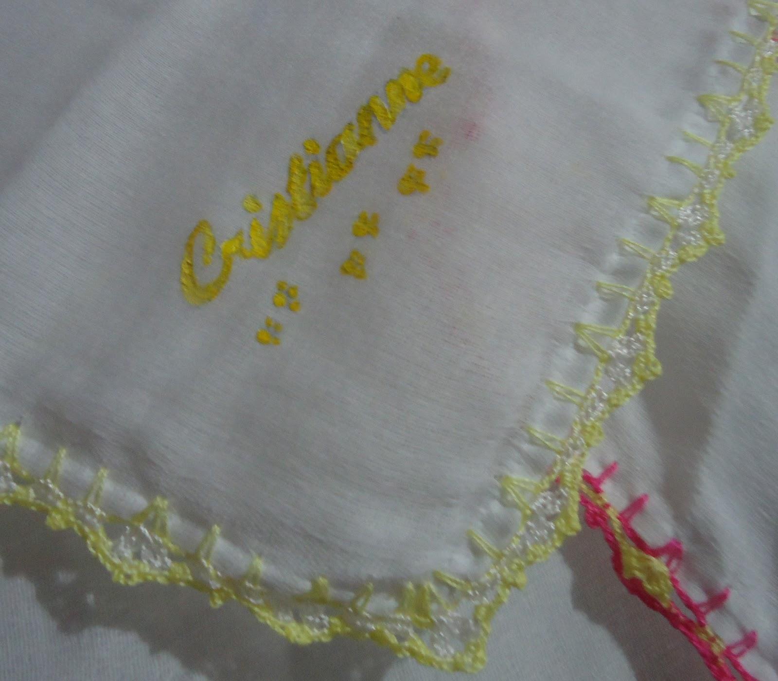 Fraldas de pano personalizadas bico de crochê, Pintura feita a mão e ...