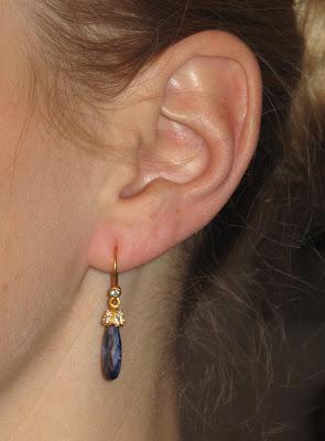 julie sandlau øreringe