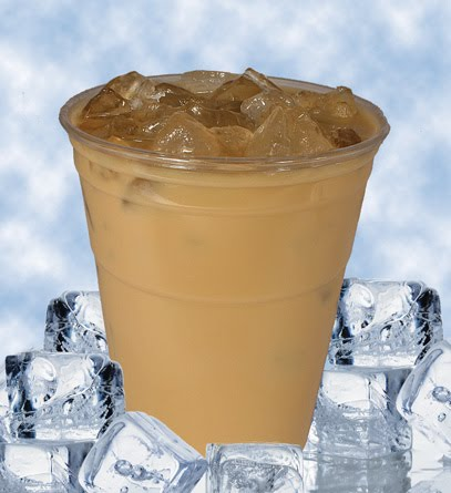 Iced Caramel Coffee Refreshingly cool iced coffee made with our premium roast beans and buttery caramel flavor. Personalized with your choice of sweetener and creamer for a .