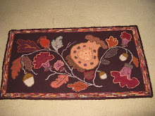 Autumn's Grand Finale Rug (Adaptation)