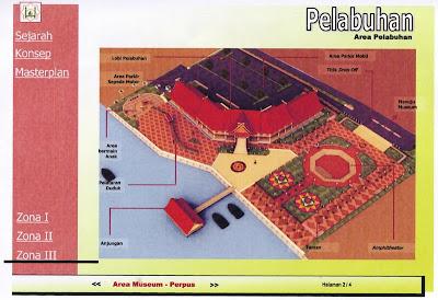 Perombakan Total Masjid Raya Pekanbaru