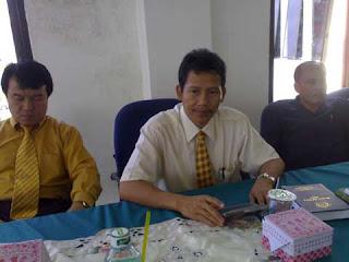 Halal Bi Halal Fakultas Tarbiyah UIN Suska