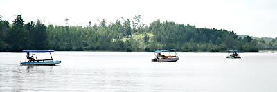 danau buatan rumbai pekanbaru