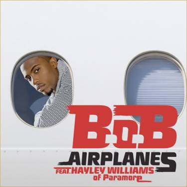 B.o.B ft Hayley Williams – Airplanes Lyrics