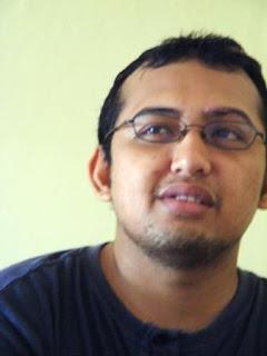 Andrisyah, Ketua Himpunan Mahasiswa Pekanbaru Indonesia