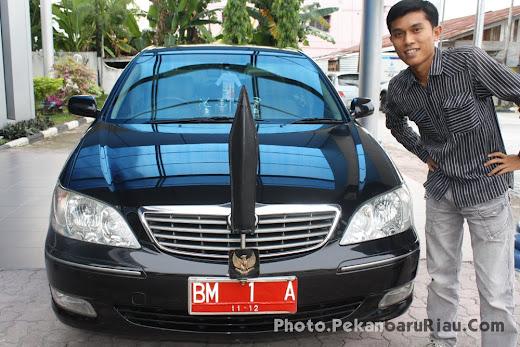 Pekanbaru Mayor Car 2010