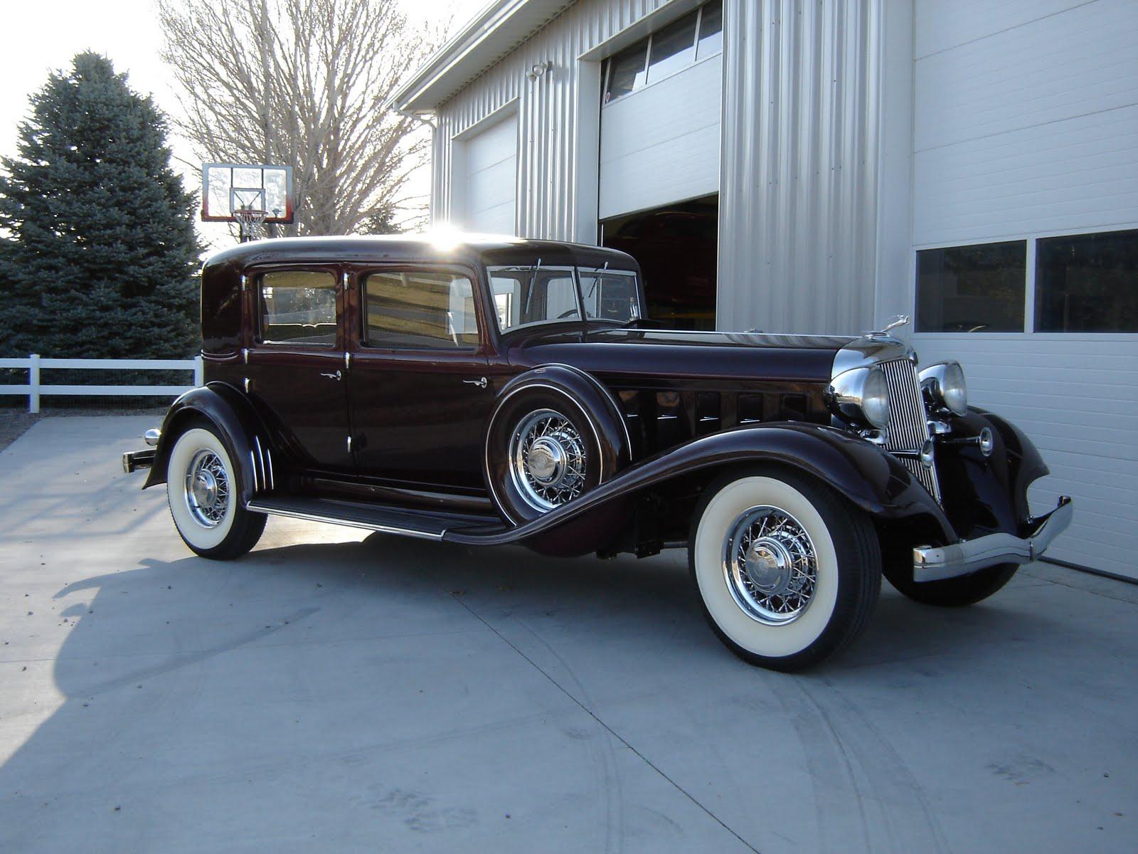 Jeff's Automotive Service & Repair LLC: 1933 Chrysler Imperial