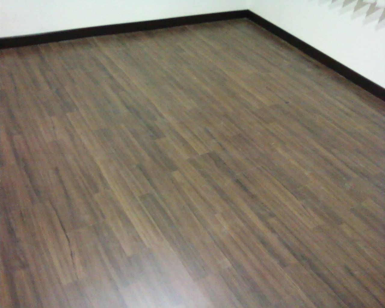 December 2010 for Floating laminate floor