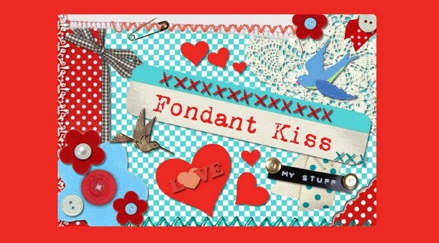 Fondant Kiss