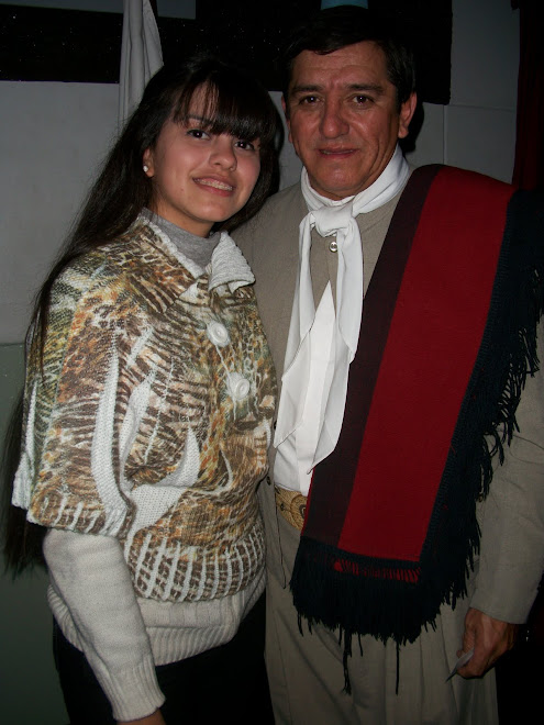 Antonella y Pitin Salazar en Radio Nacional