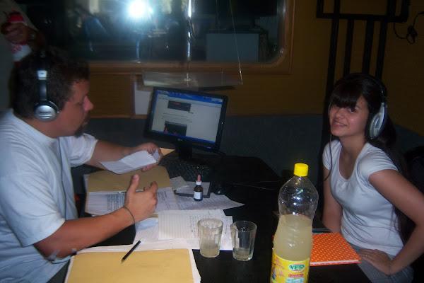 """DE IGUAL A IGUAL - RADIO FM BARADERO 96.9 junto a WALTER """"EL VASCO"""" BISCAY RUIZ"""