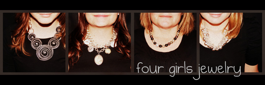 four girls jewelry