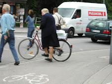 Monta tu bici a diario