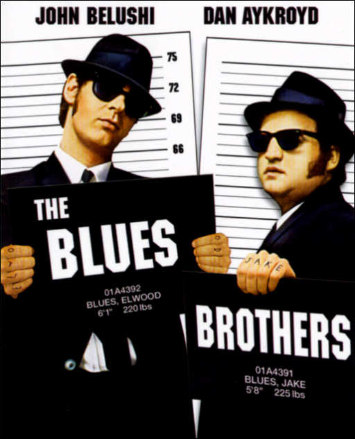 The Blues Brothers BluesBrothersPoster