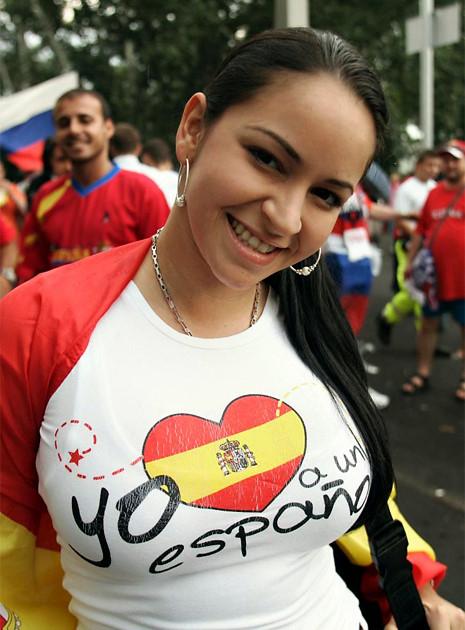 Chicas españolas