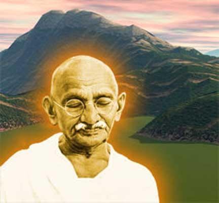 La vittoria della non violenza Mahatma-Gandhi_3