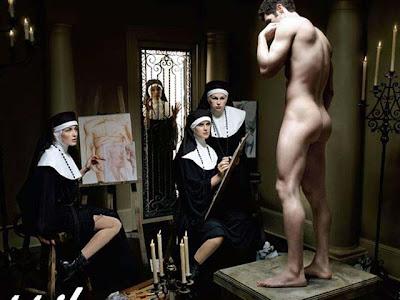 Les religieux dans la pub Nonnes+et+nines