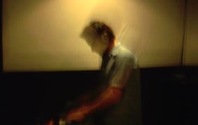 Pinchando en la Boeme en el verano de 2006