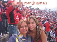 Las Chicas del Rojo