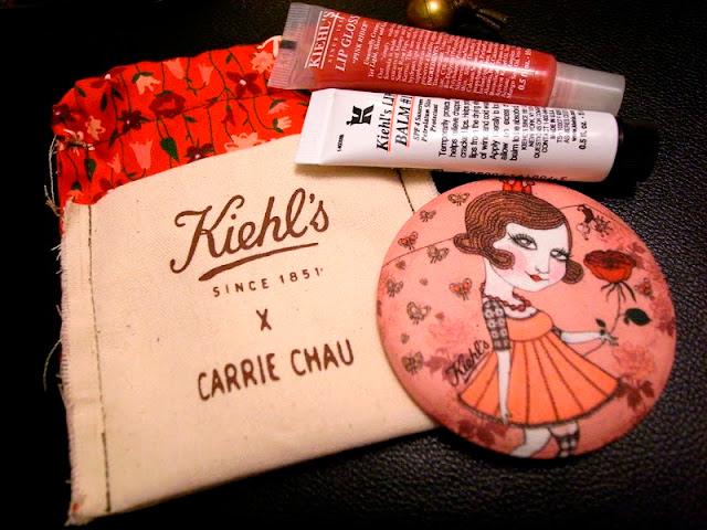 kiehl's Carrie Chau