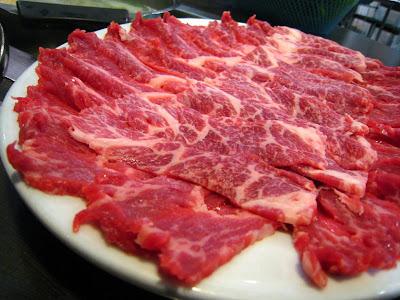 牛肉 火窩