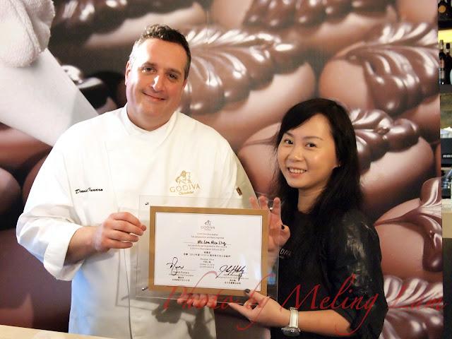 godiva chocolate school shanghai xintiandi 上海新天地