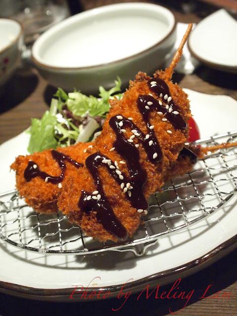 味噌豬肉棒 鳥羽 燒雞翼 日本名古屋 居酒屋 銅礦灣駱克駅