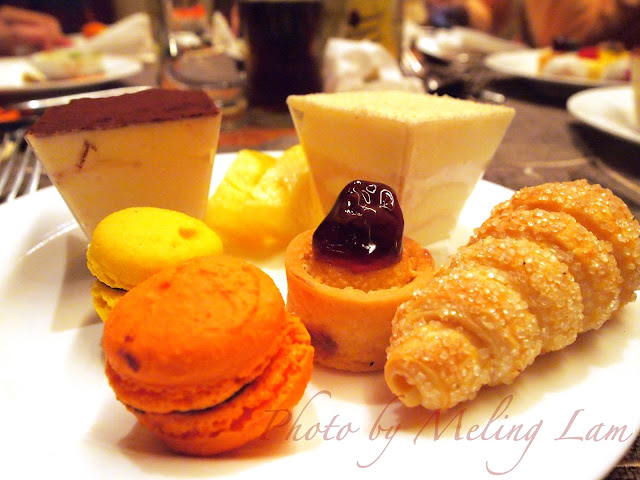 甜品 蛋糕 macaroon dinner buffet hotel panorama cafe express