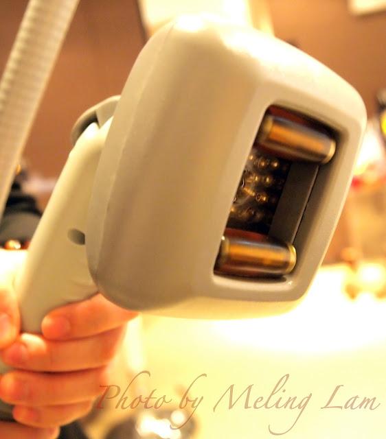 瑪花纖體 Marie France Skin Care Centre LMC 光能殲脂緊膚儀
