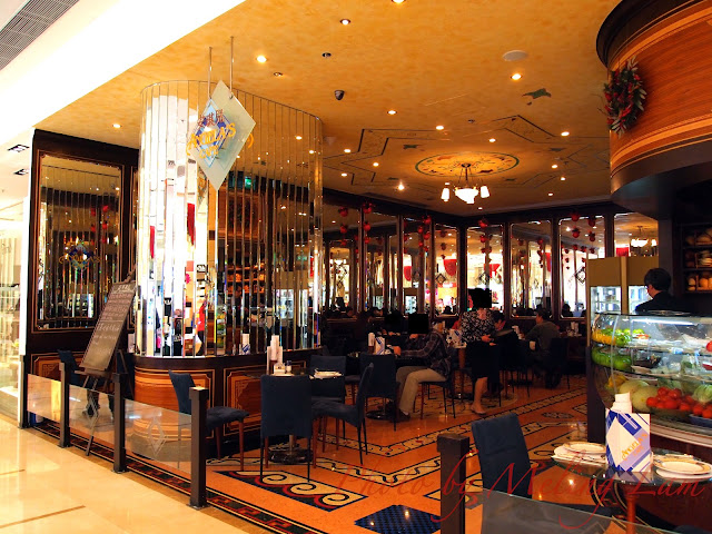 Angela's Cafe 澳門 新八佰伴 new yaohan