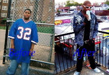 Before and After I had to lost some fatness to become a great singer