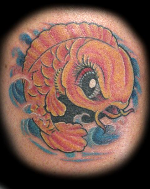 Japanese Tattoo Designs Especially The Japanese Koi Fish Tattoo Picture 8