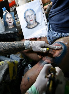 Tattooed Picture