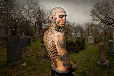 Men With Beautiful Body Tattoos