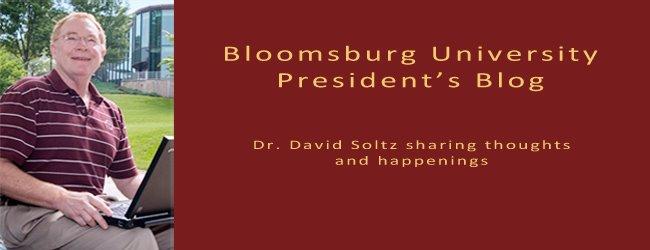 Bloomsburg University President