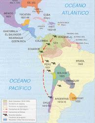 UNIDAD II: INDEPENDENCIA DE AMÉRICA
