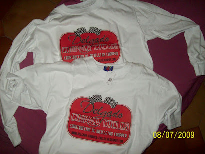 Remeras DCC