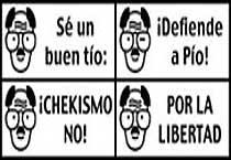 contra la cheka entrulladora, defendamos a Pío Moa