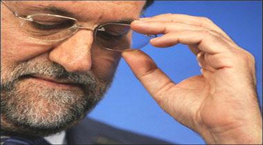 No vamos bien, Rajoy, que no