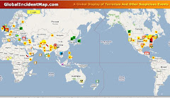 Global incident map