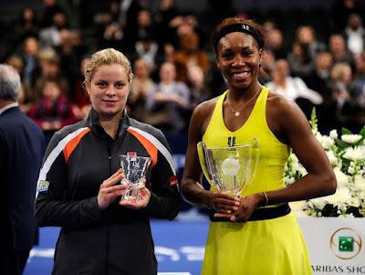 Black Tennis Pro's Venus Williams Wins 2010 Billie Jean King Cup